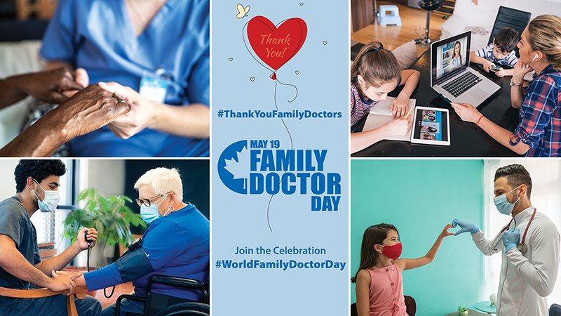 Family Doctor Day May 19th